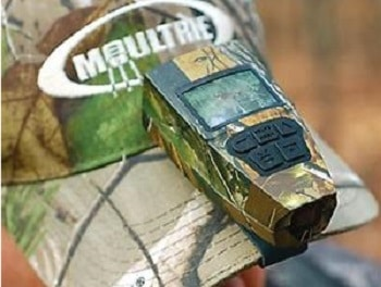 Moultrie Game Spy Action, Bow, Hat Visor Camera Video Camera