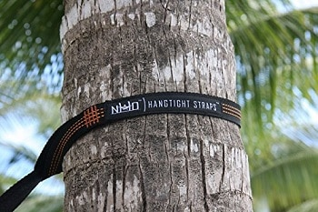 Nature's Hangout Hammock Straps - Extra Strong