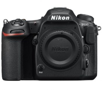 Nikon D500 DX-Format Digital SLR