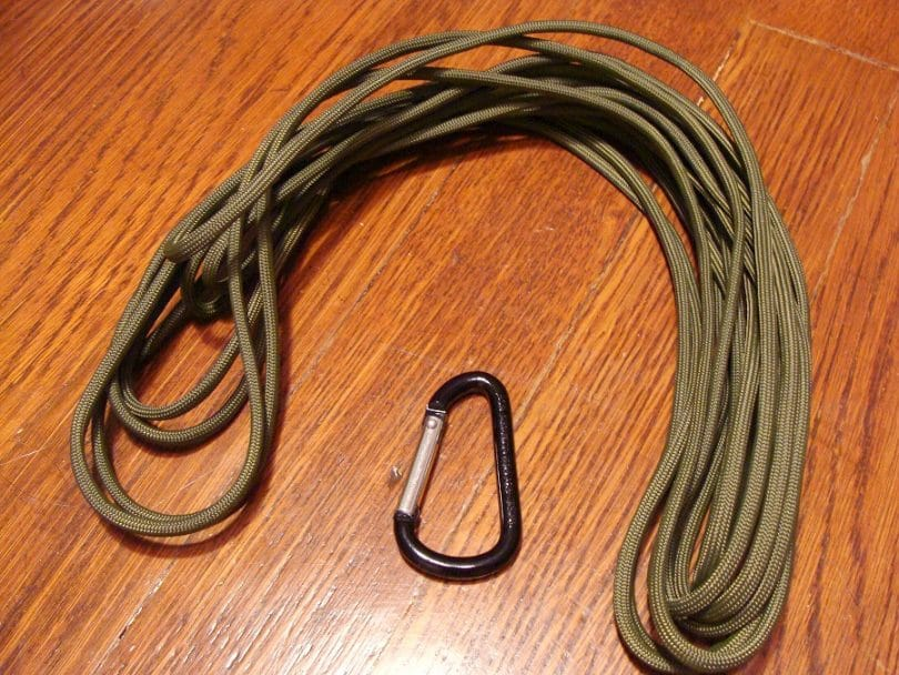 Paracord for making lanyard