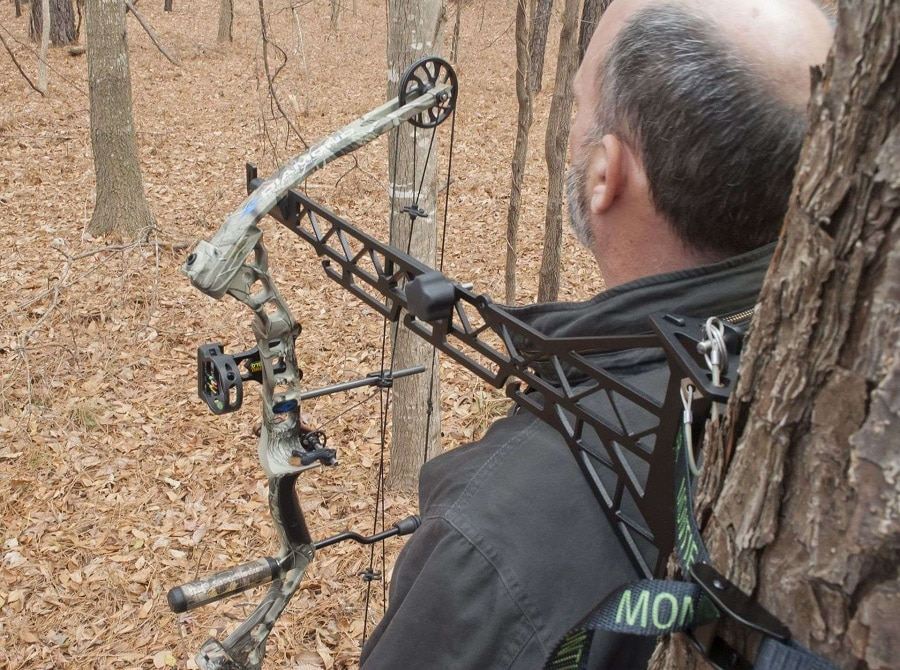 Set Up Decoys or Tree Stands