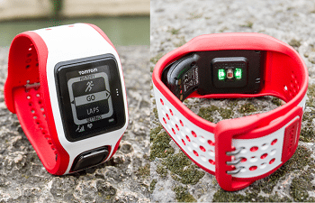 TomTom Multi-Sport GPS Watch with Heart Rate Monitor