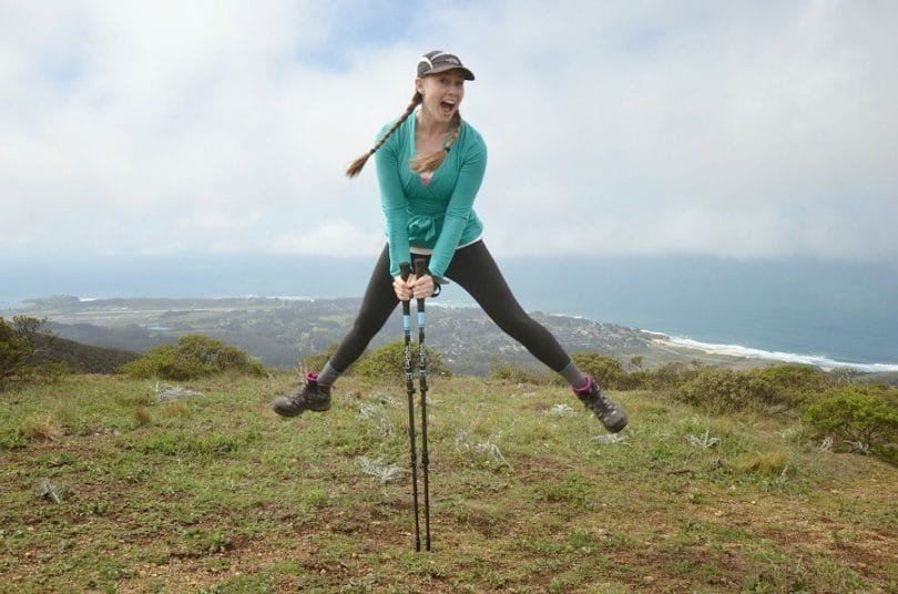 Trekking Poles Correct Height