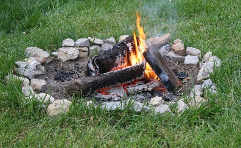 Use A Fire Pit