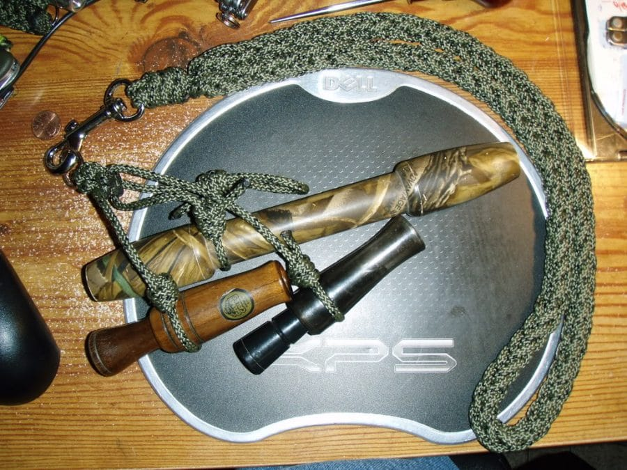 Why A Duck Call Lanyard