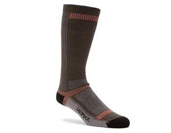 Wigwam Men's Ultra Cool-Lite Ultimax Ultra-Lightweight Crew Sock