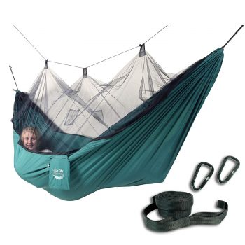 Blue Sky Outdoor Mosquito Traveler Hammock