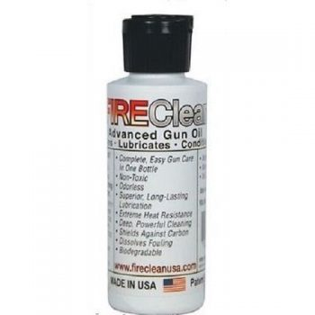 FireClean Fouling-Resistant Oil 2 Ounce FC-2