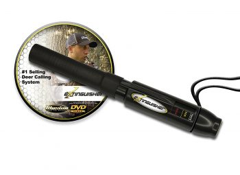 Illusion Game Calls Extingusher Deer Call System