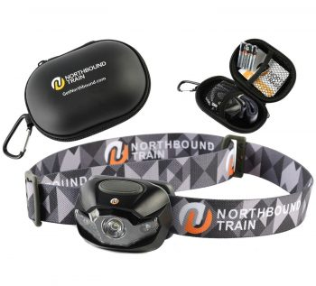 Northbound Train Bright LED Headlamp