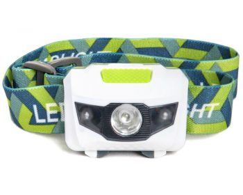 Shinning Buddy LED Headlamp Flashlight