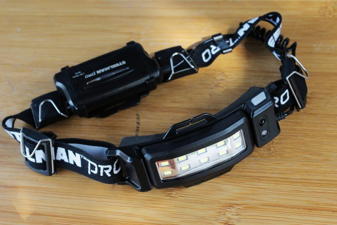 Stelman headlamp
