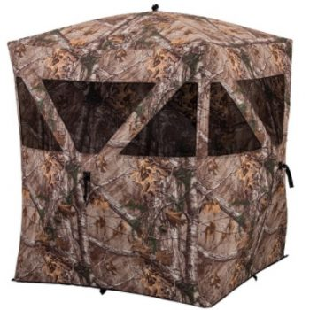 Ameristep Care Taker Hub Hunting Blind, Realtree Xtra