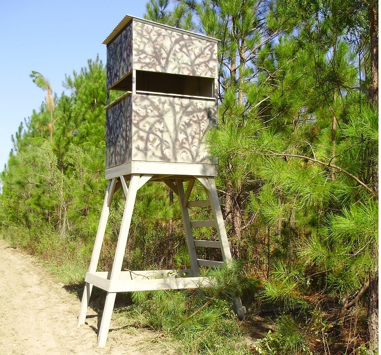Deer blinds