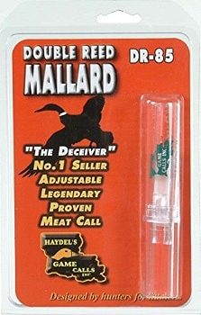 Ha-Yardel-Fleets DR-85 Mallard Call D Reed