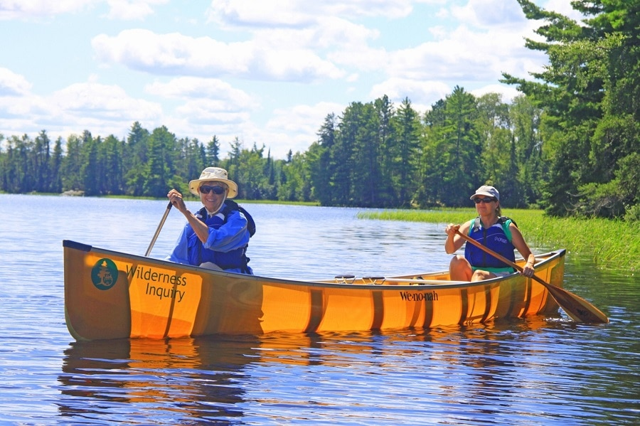 How to Paddle A Canoe tips