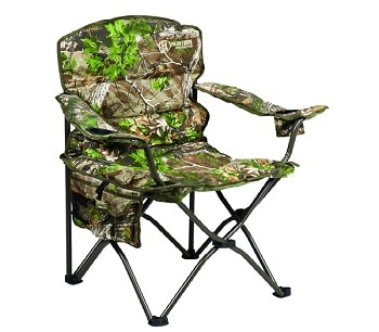Hunter's Specialties Camo Furniture Deluxe Pillow Chair