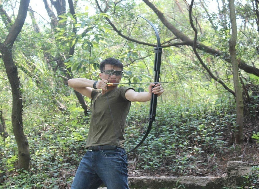 Perfect Recurve Bow