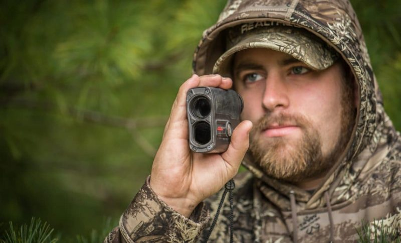 Rangefinder for Bow Hunting