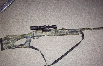 Remington 11-87 Sportsman SuperMag ShurShot turkey