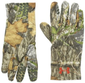 Under Armour Men's Camo HG Gloves