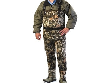 Waterfowl Wading Systems Max-5 Neoprene Stockingfoot Wader