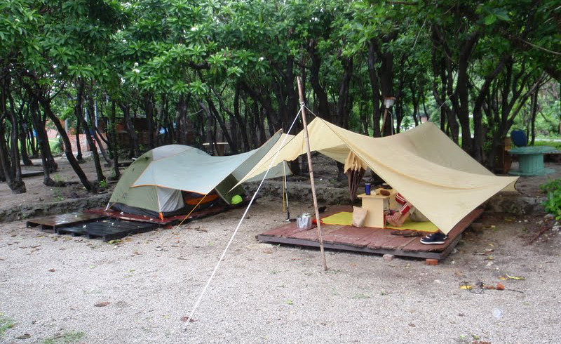 Also it is important to learn each tarp tent setup so that you can know if you have the materials and the know-how to effectively construct your tarp tent. : making a tent from a tarp - memphite.com