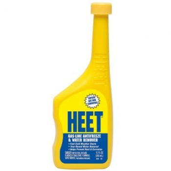 HEET 28201 Gas-Line Antifreeze and Water Remover