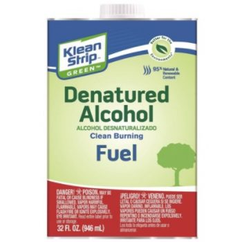 Klean-Strip Green QKGA75003 Denatured Alcohol