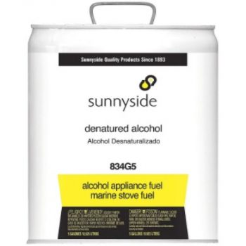 SUNNYSIDE CORPORATION 834G5 5-Gallon Denatured Alcohol