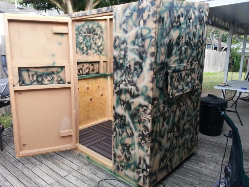 How to Build a Deer Blind: Step-by-Step