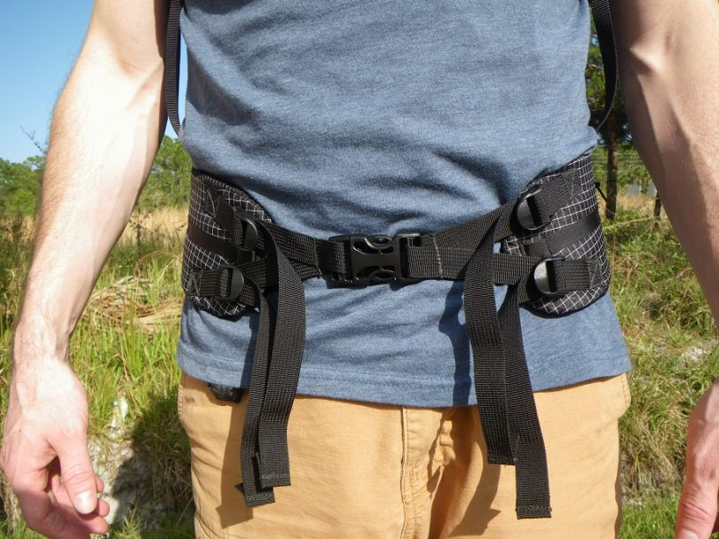 Backpack belt
