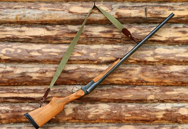 Backpacking rifle