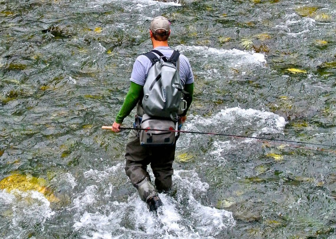 Fishing backpack our top picks reviews and buying guide for Backpacking fishing kit