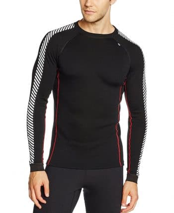 Helly Hansen Men's HH Warm Ice Base Layer Long Sleeve Crew