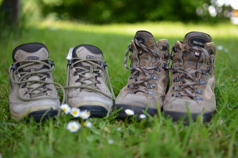 Hiking Shoes vs. Hiking Boots