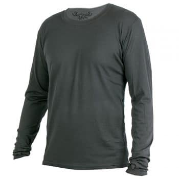 Merino 365 New Zealand 100% Merino Longsleeve Baselayer