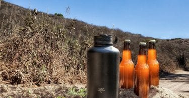 Outdoor Beer Growler