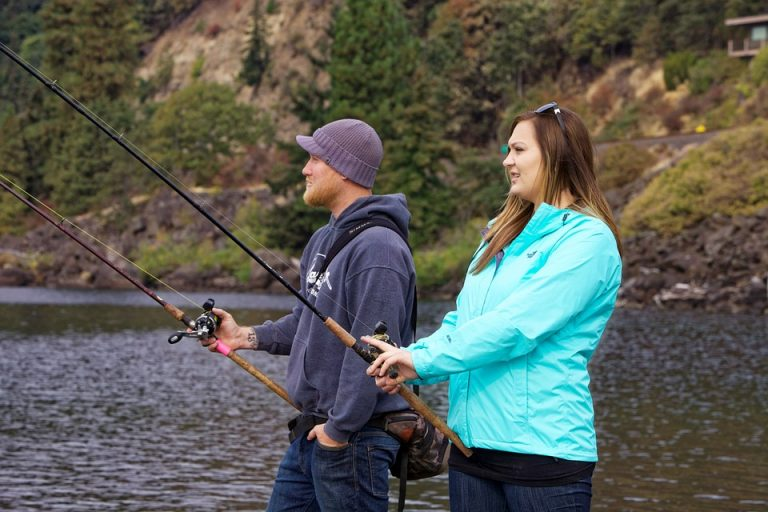 Fishing dating site