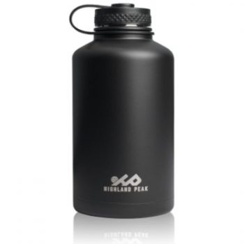 64-Ounce Stainless Steel Insulated Water and Beer Growler