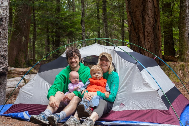 Baby Camping Gear