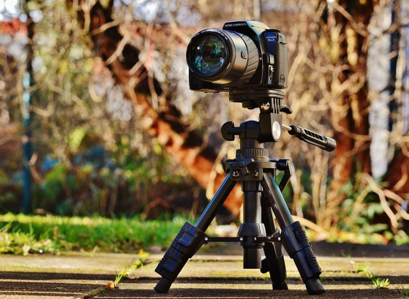 Best Backpacking Tripod