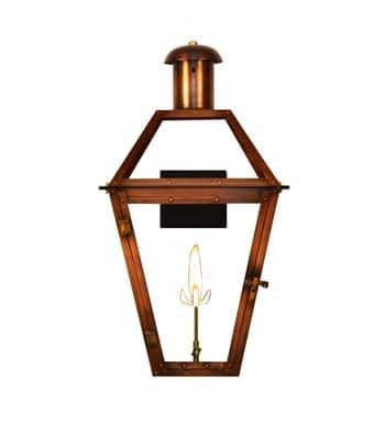 CopperSmith Georgetown Gas Lantern