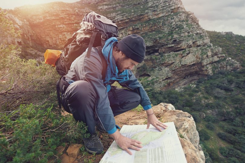 Hiking trip plan