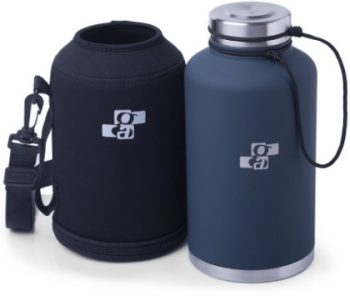 Stainless Steel Insulated Beer Growler and Water Beer
