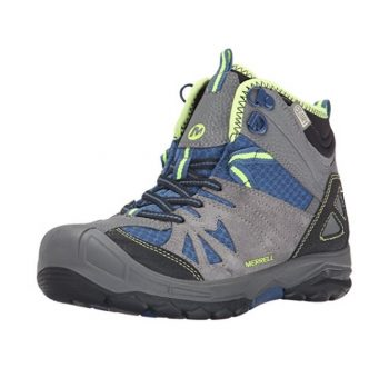 Capra Waterproof Hiking Boots