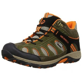 Chameleon Mid-Lace Hiking Shoe