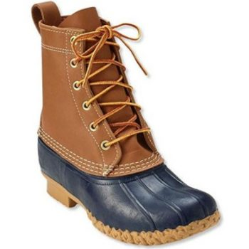 L L Bean Women's Bean Duck Boot