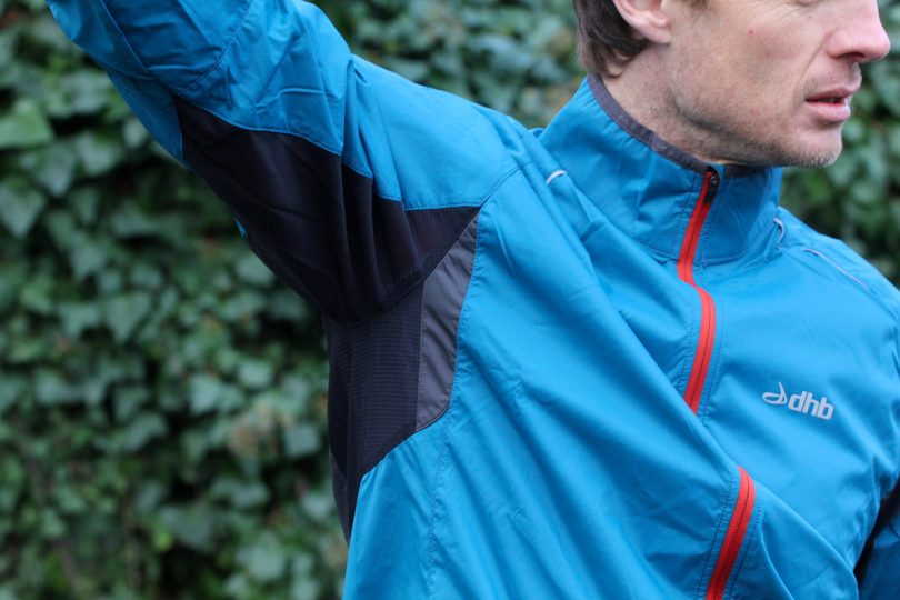Perspiration and waterproof clothing
