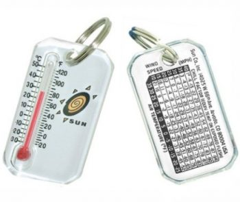 REI Keychain Thermometer